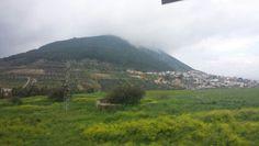 Tiberias countryside