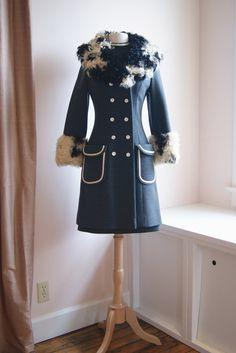 1960s Dress Set  // Vintage 60s Mod Lilli Ann by xtabayvintage, $498.00