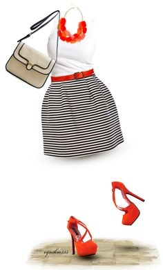 """Kick Up Those Heels!"" by cynthia335 on Polyvore"