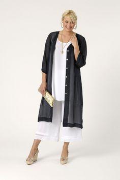 plus size fashions   Plus Size Women's Clothes Spring Summer 2012