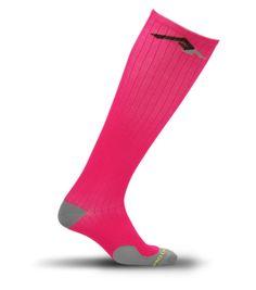 PRO Compression - Marathon Pink, $50.00 (http://www.procompression.com/marathon-pink/)  Recovery socks