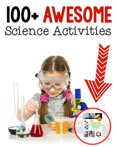 Looking for science activities just right for kids ages 4-8? You'll love this collection!