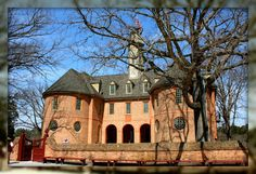 My very favorite place, Colonial Williamsburg: Virginia Capitol, Williamsburg, Virginia