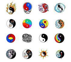 tatuajes de ying yang - Google Search