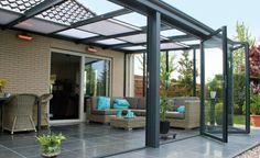 Patio Design, House Design, Maple Valley, Sweden House, Outdoor Rooms, Outdoor Decor, Internal Courtyard, Cabriolet, Courtyard House