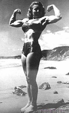 Female+Bodybuilding+Part+One+ The History of women bodybuilding