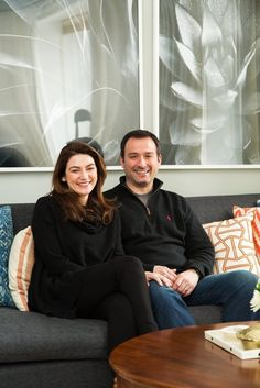 Christine & Will's Serene Hoboken Home — House Tour | Apartment Therapy