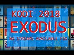exodus no stream available on firestick 2018