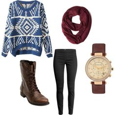 """""""winter fashion"""" by malorie98 on Polyvore"""