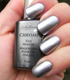 Sally Hansen Black Pearl Chrome