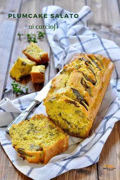 Quiche, Plum Cake, Best Italian Recipes, Cake & Co, Antipasto, Recipe Boards, Biscotti, Tapas, Banana Bread