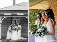 An old barn, stunning countryside and a homestead estate. A Burnham Grove Estate Wedding is something magical. Check out how Tara and Josh celebrated! Burnham, Camden, Countryside, Bridesmaids, Sun, Celebrities, Wedding Dresses, Photography, Bride Dresses