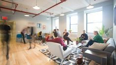 Coworking Spaces Combat the Work-At-Home Blues