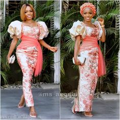 Nigerian Lace Styles Dress, African Lace Styles, African Wear Dresses, African Print Fashion, African Design, Lovely Dresses, African Women, Aso Ebi, Creations