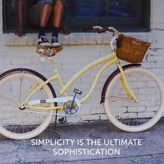 #sophistication #bicycle #fun #villylife #Cali #Dallas #LA #NY #Miami