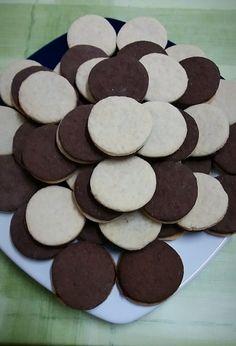 Mami nap-éj linzere Small Cake, Ham, Food And Drink, Cookies, Linz, Crack Crackers, Hams, Biscuits