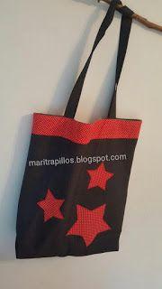 Las cosas de Mari: Una bolsa estrella