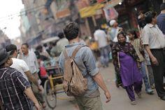 Getting lost in Delhi...
