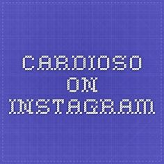cardioso on Instagram