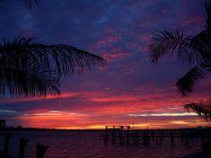Siesta Key Sunrise - 2/12/12 - By Charlie Garrett