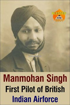 #DidYouKnow Manmohan Singh- First Pilot of British Indian Airforce Manmohan Singh was born in September 1906 in Rawalpindi, now in Pakistan. He was the first Sikh aviator and the first Solo Indian to fly from England to India. He did his B.sc course from Bristol and after that, he did a two-year course in flying and aeronautical for which Indian government gave him a scholarship. Read More http://barusahib.org/…/manmohan-singh-first-pilot-of-briti…/ Share & Spread to let the world know!