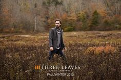 three leaves 2012 lookbook woods - Google Search