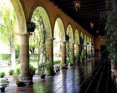 Mexican hacienda