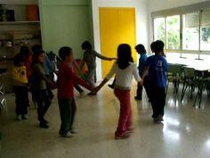 DANZA SAMOTH. Niños 2º ciclo primaria. Taller de música. - YouTube
