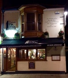 The Handmade Pie & Ale House, Weymouth: See 1,373 unbiased reviews of The Handmade Pie & Ale House, rated 4.5 of 5 on TripAdvisor and ranked #6 of 279 restaurants in Weymouth. Weymouth Dorset, Dorset England, Trip Advisor, Britain, Ale, Restaurants, Handmade, House, Hand Made