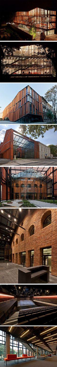 Malopolska Garden of Arts par Ingarden & Ewy - Journal du Design