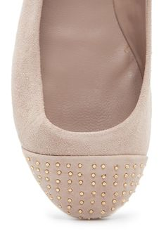 TOUCH - Studded front ballerinas