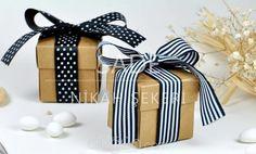 Sade Nikah Şekeri - Sade Nostalji Wedding Candy, Wedding Gifts, Origami, Packing, Gift Wrapping, Sweets, Invitations, Decor, Packaging