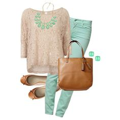 """Mint"" by karrina-renee-krueger on Polyvore"