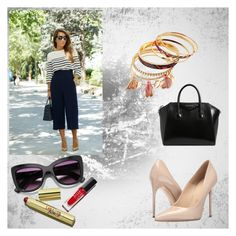 """""""Elegance"""" by belma01 ❤ liked on Polyvore featuring Massimo Matteo and Givenchy"""