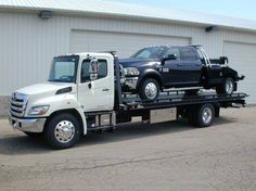 Flatbed Towing, Flatbed Trailer, Trailers, Truck Mechanic, Tow Truck, Trucks, Ford F650, Logging Equipment, Lynch