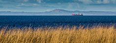 Looking to Fife from Musselburgh. Photo by S.Robinson.