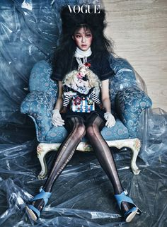 GIRL'S GENERATION / Vogue Korea 2016