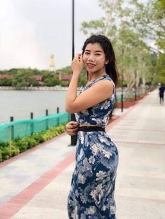 Myanmar Women, Gorgeous Women, Beautiful, Sexy, Asian Girl, Girl Fashion, Girls, Dresses, Asia Girl