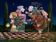 James Christensen Art - Twilight