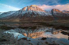Loch Etive, Highlands of Scotland. (by Thomas Heaton)