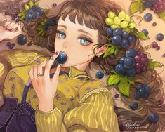 ImageFind images and videos on We Heart It - the app to get lost in what you love. Anime Oc, Kawaii Anime, Manga Anime, Art Anime Fille, Anime Art Girl, Manga Girl, Pretty Art, Cute Art, Dope Cartoon Art
