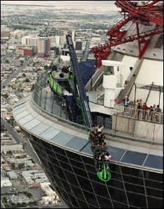 Stratosphere Rides, Las vegas, NV