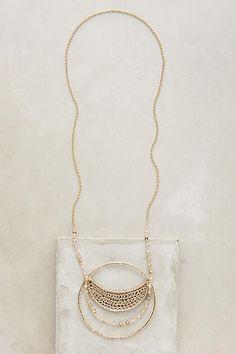 Ivy Grove Medallion Necklace - anthropologie.com