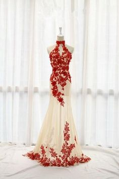 2016 Fashion Prom Dresses,Champagne Prom Dress,Tulle Formal Gown,Red Prom Dresses,Lace Evening Gowns,Lace Formal Gown For Teens