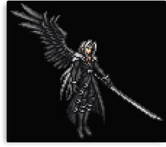 final fantasy VII sprites - Google Search