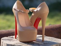 all you need is a fabulous nude shoe and your outfit will always be perfect