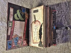 annes papercreations: Graphic 45 Typography Junk Journal