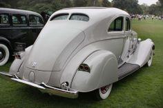 1934 Pierce-Arrow 840A Silver Arrow