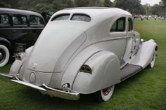 1934 Pierce-Arrow 840A Silver Arrow