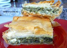 Betty's Cuisine: Παραδοσιακό τραγανό φύλλο για αλμυρές πίτες